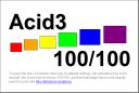Navegador da Apple consegue pontuação no teste do Acid 3