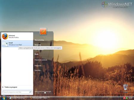 Nova versão do Aero Ultimate traz skin estilo Windows 7 Milestone 3
