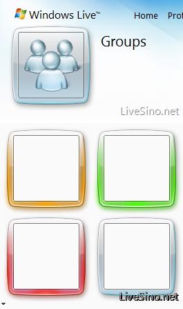 Bordas das imagens de usuário customizáveis