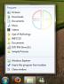 Clique com o botão direito do mouse traz muito mais opções