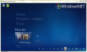 Windows Media Center - Inicio