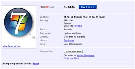 Clique para visitar a página do produto no eBay...