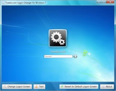 Windows 7 7000 LogonChanger