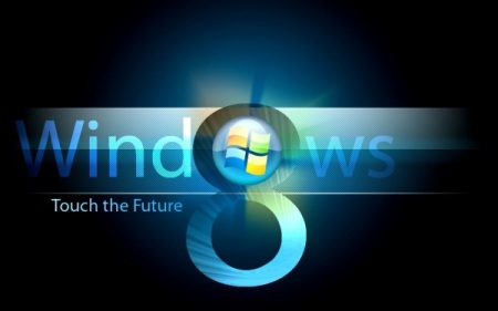 Windows 8: touch the future
