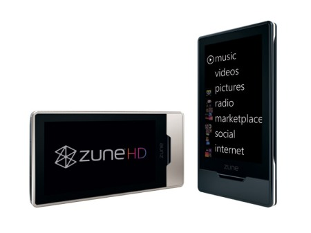 ZuneHD 32GB Platinum