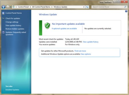 Microsoft-Windows-7-Windows-Update