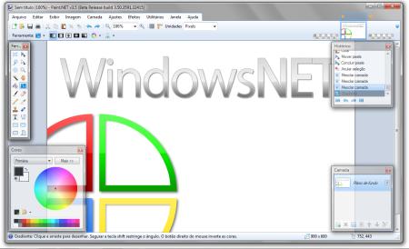 Paint.NET 3.5 Beta 4