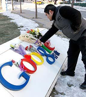 Fim do Google na China?